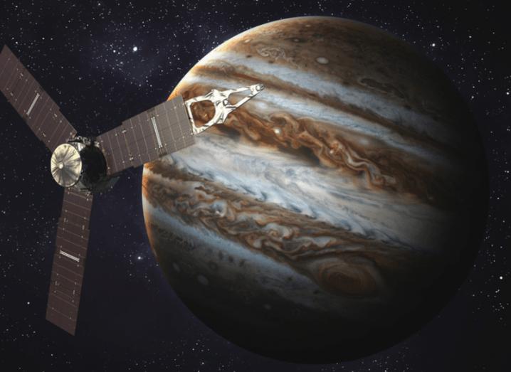 Juno and Jupiter