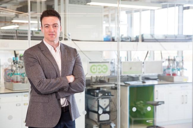 APC Technologies co-founder Mark Barrett. Image: APC Technologies