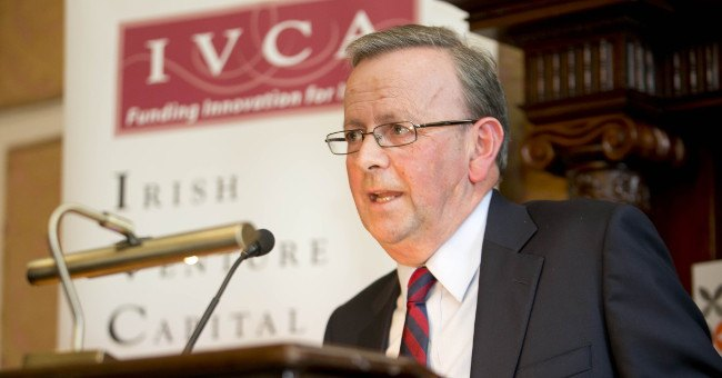 Michael Murphy, chairman, IVCA. Image: Chris Bellew/ Fennell Photography