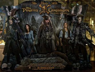 Swashbuckling hackers threaten to leak new Pirates of the Caribbean film
