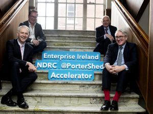 A regional accelerator programme in Galway has been created by NDRC, Enterprise Ireland and PorterShed, with ten places for start-ups up for grabs. Image: Iain White/Fennell Photography