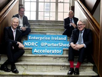 Galway accelerator opens with NDRC at PorterShed