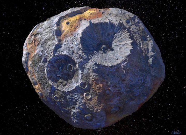 NASA to launch mission to metal asteroid one year early