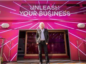 Virgin's Richard Branson: Small businesses face uncertain times