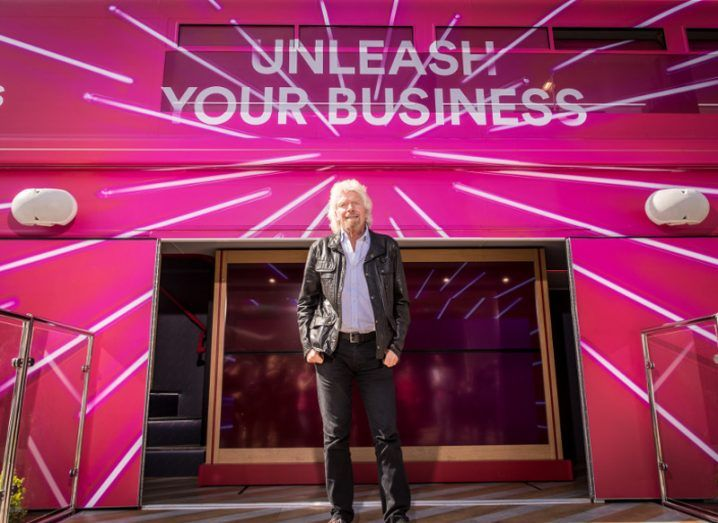 Virgin's Richard Branson: Small businesses face uncertain times