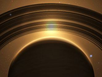 Watch: Take a trip with Cassini through Saturn's inner rings