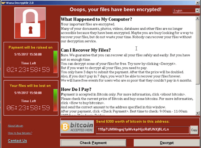 WannaCry me a river: Everything you need to know and ought to have known