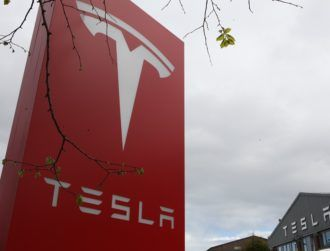 Come take a look inside the first Irish Tesla store