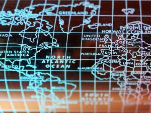 World map energy grid. Image: Pixel 4 Images/Shutterstock