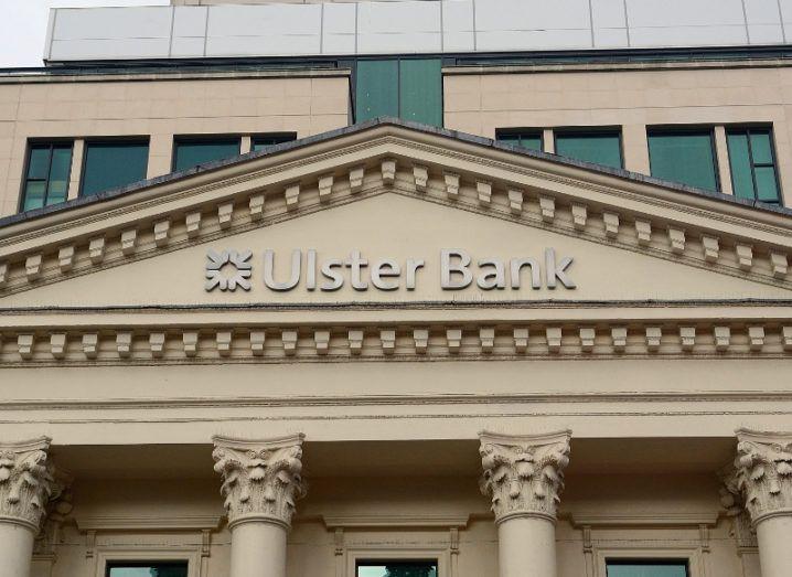 Ulster Bank Blockchain. Image: Attila JANDI/Shutterstock