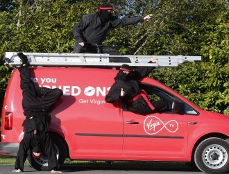 Virgin Media announces 40 jobs to create group of helper ninjas