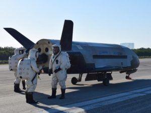 The X-37B