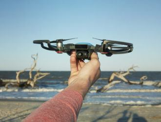 Palm-sized drone, perfect for selfies – haven't we heard this before?