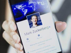 Social network Facebook reported a 49pc increase in revenues for the first three months of 2017 reaching the $8bn milestone.