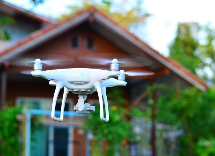 Are drones the future of home security?