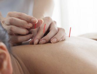 Study shows acupuncture can be 'as effective' as pain medicine