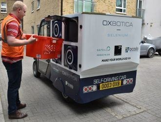 Autonomous grocery trucks could be the future of shopping