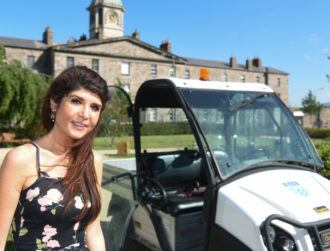Sunshine, lollipops and buggies everywhere as DIT goes green