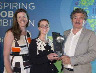 HookeBio named 'One to Watch' at Enterprise Ireland's Big Ideas showcase