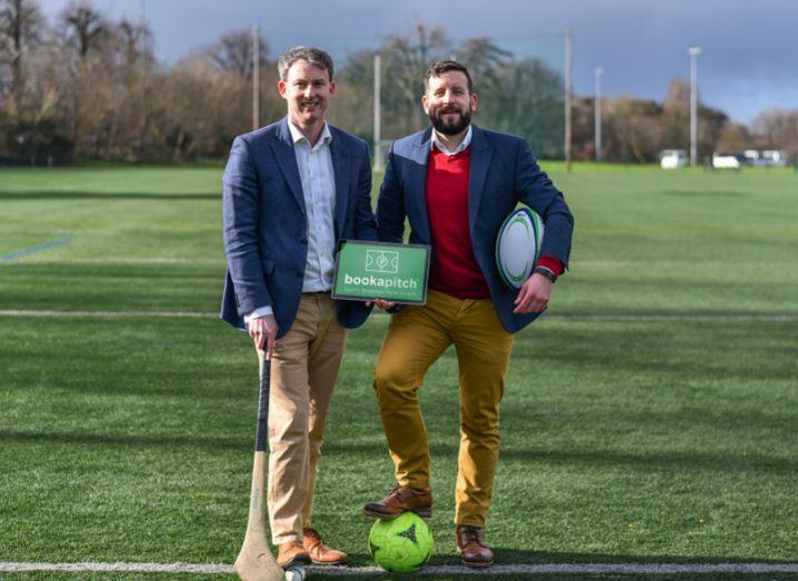 Bookapitch's goal is to become the world's leading sports booking software