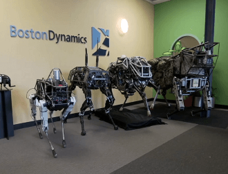 Boston Dynamics finally finds a buyer in big spender SoftBank