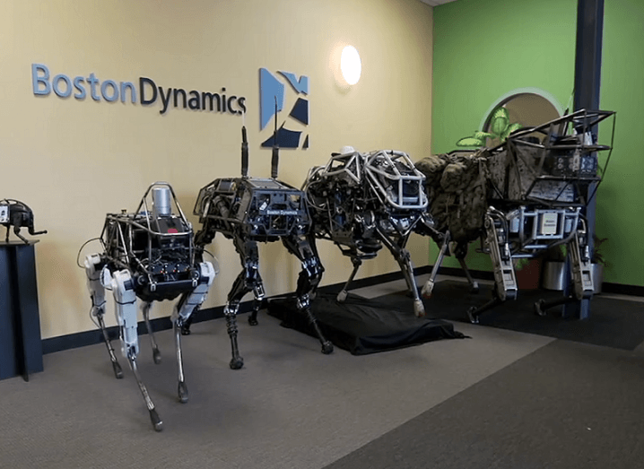 Boston Dynamics: Introducing Spot