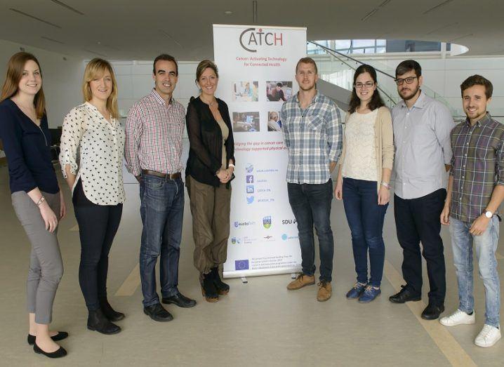 UCD CATCH researchers