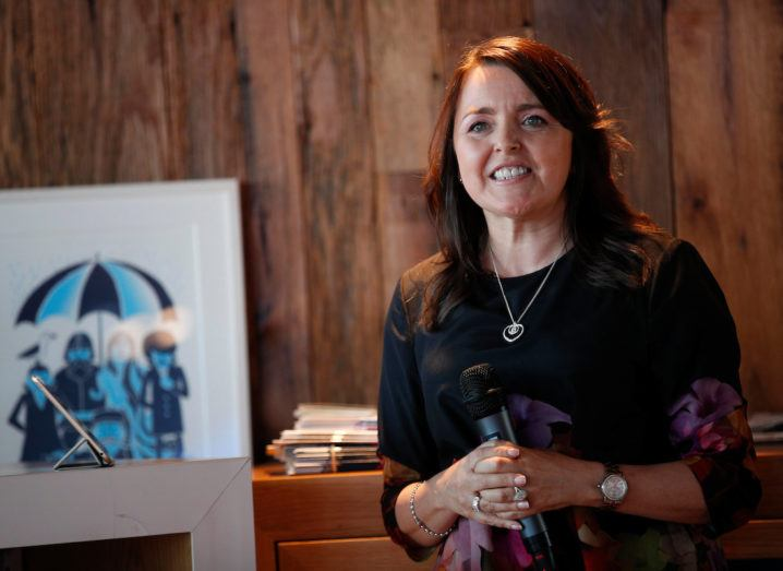 Dr Michelle Cullen, Accenture