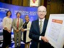 Irish researchers are nabbing €2.7m-per-week in H2020 funding