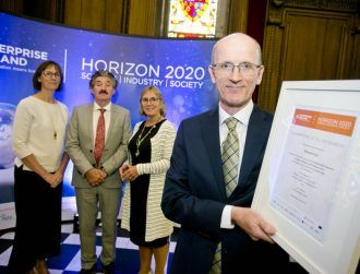 Irish researchers are nabbing €2.7m per week in H2020 funding
