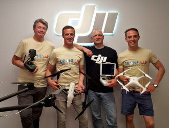 DroneSAR wants to turn drones into search-and-rescue heroes