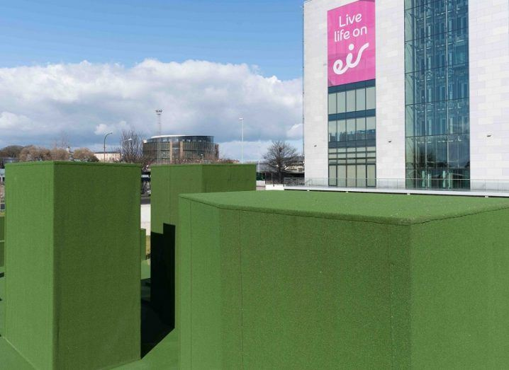 Are international suitors lining up to buy a major stake in Eir?