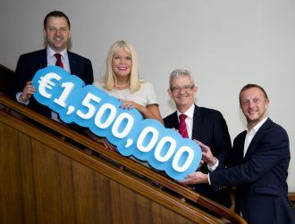€1.5m on offer for Irish regional and fintech start-ups