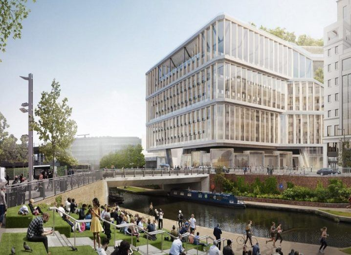 'Google's plan for London HQ like a giant playground'