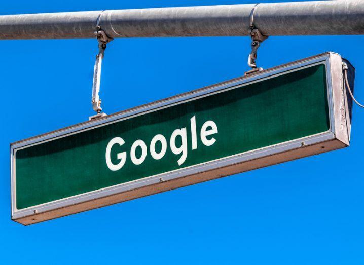 Google. Image: turtix/Shutterstock