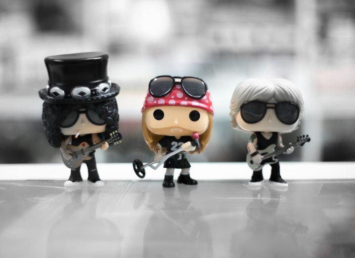 Guns N' Roses. Image: jumpot hunbunlue/Shutterstock