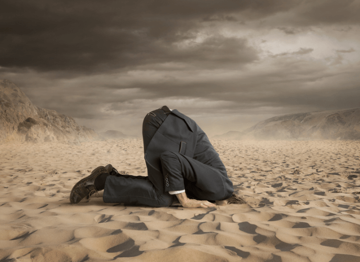 Heads in the sand: Almost 25pc of Irish SME businesses are offline