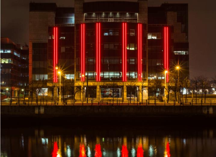 Dublin's IFSC. Image: Marc Lechanteur/Shutterstock