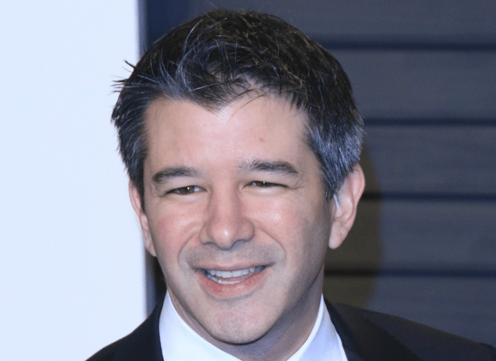 Uber CEO Kalanick has been given a ticket to ride
