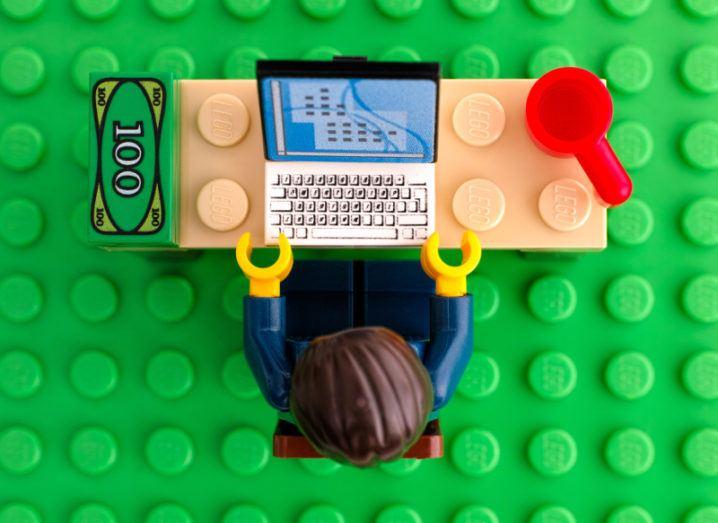 Lego. Image: Ekaterina_Minaeva/Shutterstock