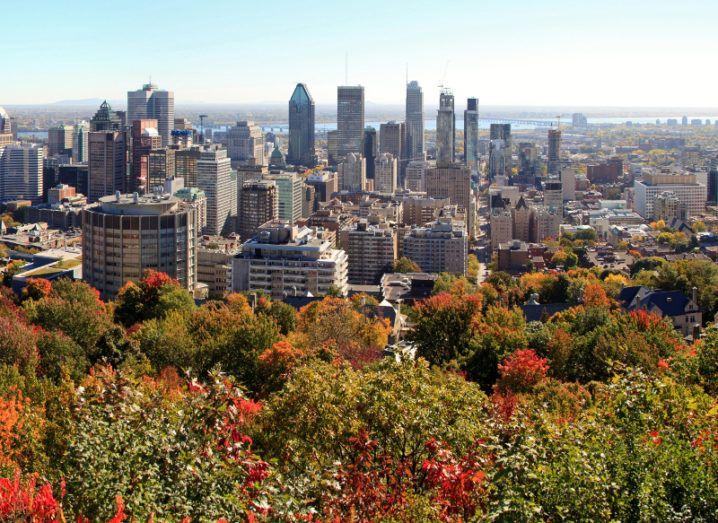 Montreal. Image: Bildagentur Zoonar GmbH/Shutterstock