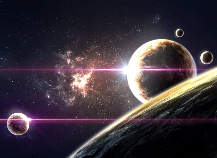 Planets, planets everywhere! Image: Vadim Sadovski/Shutterstock