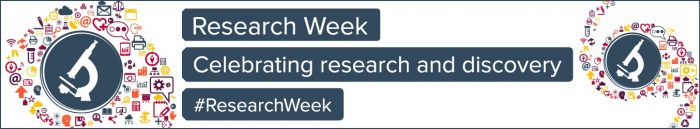 Read more from Research Week 2017