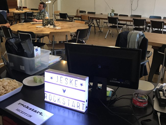 Rockstart about to kick-start Europe's largest AI accelerator in Amsterdam