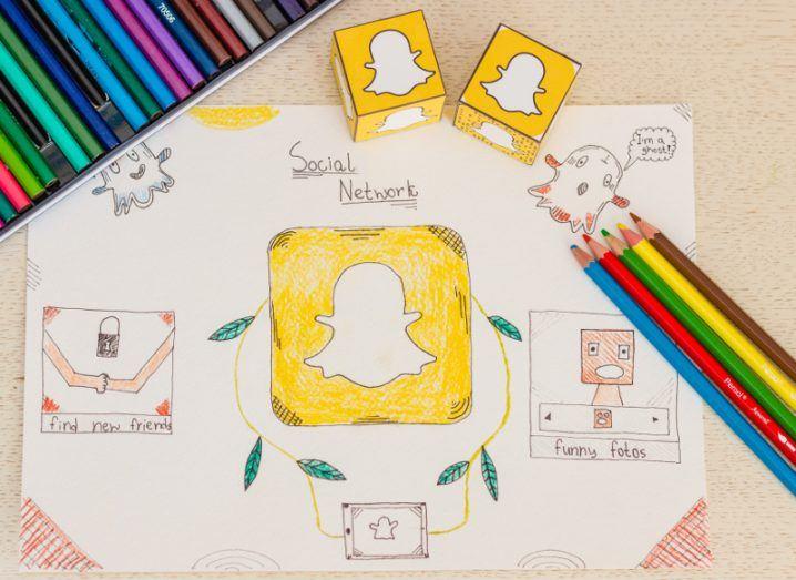 Snapchat sketch