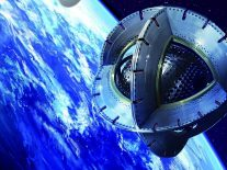 Magnetic space tug and gravitational wave hunters revealed by ESA