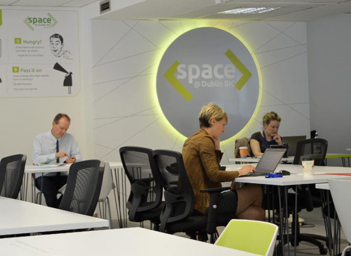 New Dublin BIC start-up space in Dublin has capacity for 200 entrepreneurs