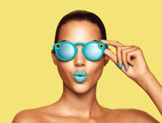 Ireland and rest of Europe can now 'Snap' up Spectacles online