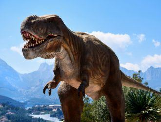 Jurassic Park may have been right about the T-rex after all