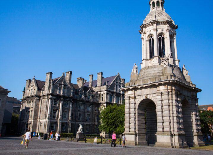 Trinity College. Image: David Soanes/Shuttestock